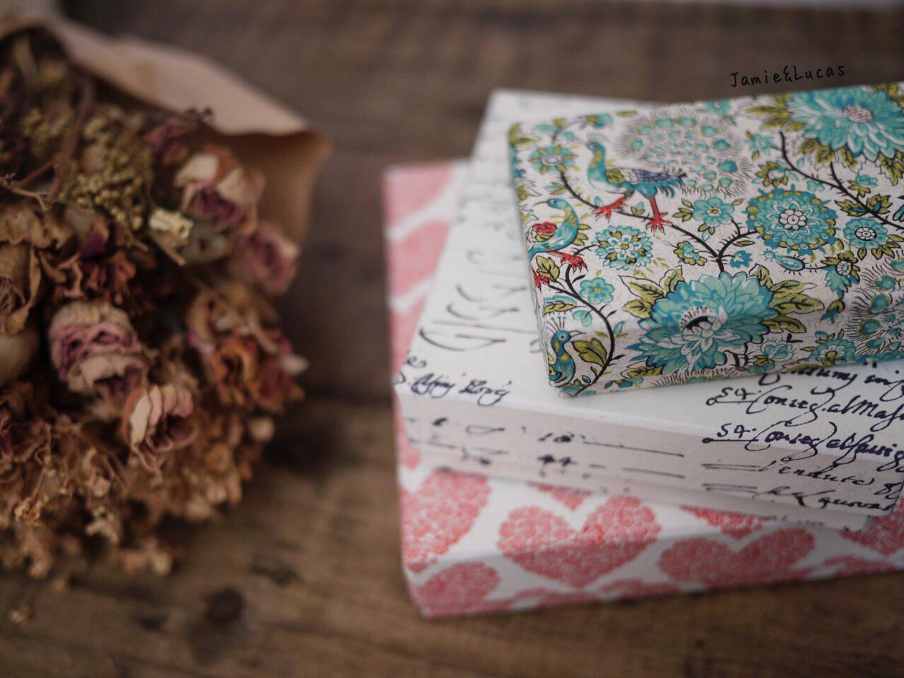 札幌 箱作りワークショップ|Jamie&Lucas
