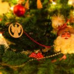 コストコのクリスマス用品 リボンとラッピングペーパー|ジェイミー・ルーカス