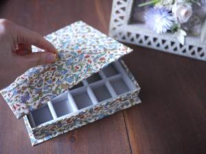 箱作りワークショップ 札幌の習い事|ジェイミールーカス