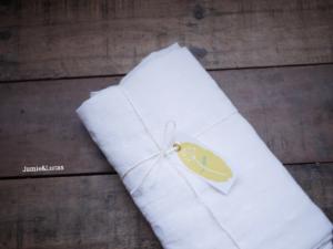 布小物のラッピング|ジェイミールーカス