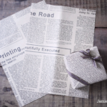 英字新聞のラッピング方法|ジェイミールーカス